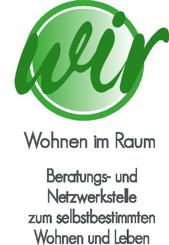 Logo - Wohnen im Raum (WiR)